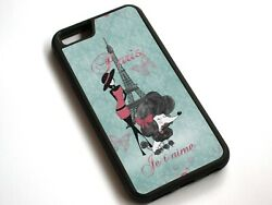 vintage French poodle girls Case Cover For iPhone 11 XS Max XR X 8 7 6S 6Plus $12.51
