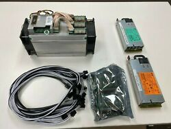 Bitmain Antminer S7 4.7TH s ASIC Bitcoin BTC with cables PSU Boards $99.00