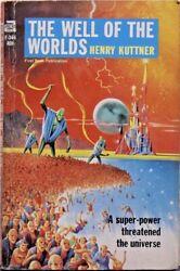 The Well of the Worlds by Henry Kuttner 1952 Paperback $5.74