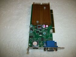 Jaton Nvidia Geforce 6200 256MB DDR PCI Graphic Video Card Small Form Factor VGA $23.39