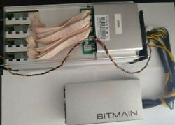 2 X Bitmain Antminer L3 504 MH s with 2 X APW3 PSU $75.00