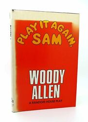 Woody Allen PLAY IT AGAIN SAM Book Club Edition $42.70