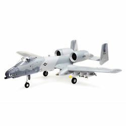 E Flite RC Airplane A 10 Thunderbolt II 64mm EDF Bind N Fly Basic with AS3X and $379.99