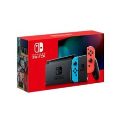 Nintendo Switch 32GB v2 Console newest version with Gray Joy Con $359.99