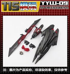 NEW ARRIVAL COOL YYW 09 3D DIY upgrade KIT FOR SS61 Sentinel Prime weapon $36.99