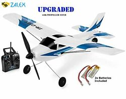 Top Race Rc Plane 3 Channel Remote Control Airplane Ready to Fly Rc Planes for A $132.62