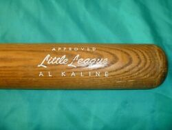 Vintage 1960#x27;s Al Kaline Spalding Baseball Bat Little League 31quot; Very Clean $49.95