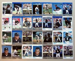 1991 Star Assorted Frank Thomas Limited Edition of 5000 28ct Card Lot $19.95