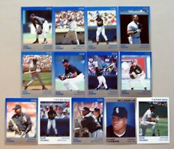 1991 Star Assorted Frank Thomas Limited Edition of 5000 13ct Card Lot $9.95
