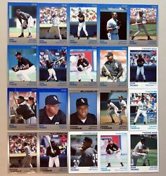1991 Star Assorted Frank Thomas Limited Edition of 5000 20ct Card Lot $14.95