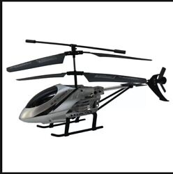 BLACK SPIDER XT TACTICAL WIRELESS HELICOPTER. READY TO FLY NEW $24.99
