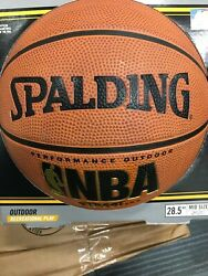 Spalding NBA Street Basketball Official Mid Size 28.5quot; NEW $25.00