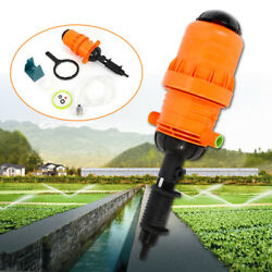 1x Water driven Chemical Fertilizer Injector Water Proportional Dosing Pump USA $69.03