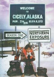 Northern Exposure The Complete Series Bundled 26 DVD Box Set New Free Shipping $45.95