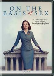 On the Basis of Sex Felicity Jones NEW FREE SHIPPING Armie Hammer Just $14.99
