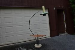 Custom floor table lamp Dr Seuss sculpture 50#x27;s steampunk MCM atomic style $979.00