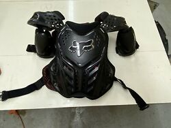 Fox Motocross Chest Protector Large Youth Size $75.00