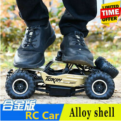 37CM 1:12 RC Car 4WD Remote Control Vehicle 2.4Ghz Electric Monster Off Road $43.69