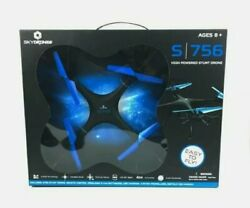 Sky Drones S 756 Stunt Drone 8 Flying Drone $30.00
