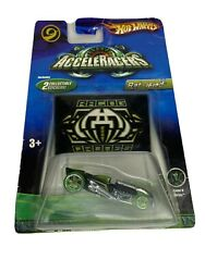 2006 Hot Wheels AcceleRacers Racing Drones Rat ified Drone#x27;d Series HTF Rare B $64.99