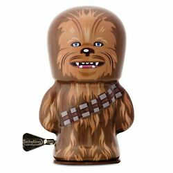 Star Wars Chewbacca Tin Bebot Wind Up Collectors Toy Gift Novelty Adults Childs GBP 13.59