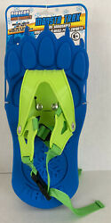 Airhead Snow Products Monsta Trax Kids Snowshoes Make Real Monster Footprints $12.00