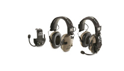HQ ISSUE Walker#x27;s Razor Electronic Ear Muffs with Walkie Talkie 2 Pack $199.99
