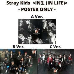 STRAY KIDS IN生 IN LIFE Repackaged Album POSTER ONLY Choose Ver. $9.99