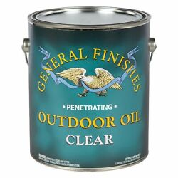 General Finishes Outdoor Oil $31.95
