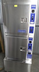 Cleveland 24CEA10 10 Pan Floor Electric Convection Steamer SteamCraft Ultra 10 $4050.00