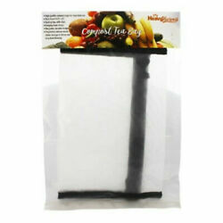 Compost Tea Bag Small Premium 300 Micron by Heavy Harvest 9.5 x 12.75 Inches $19.57