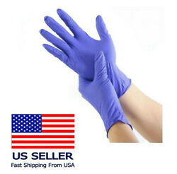 Nitrile Latex Vinyl Gloves S M L XL Examination Gloves 50 100 PCS $14.95