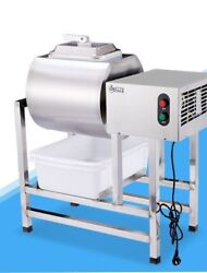 Stainless Steel Meat Salting Machine Meat Poultry Tumbler Machine 25L b $951.44