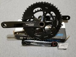 Stages SRAM Rival 50 34t 175mm Crankset w. Power Meter $499.00