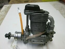 YS 120 four stroke RC engine with exhaust stack $201.00