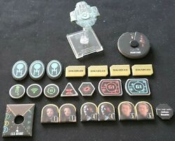 Star Trek Attack Wing WizKids Mirror Universe ISS Defiant Expansion used $7.25