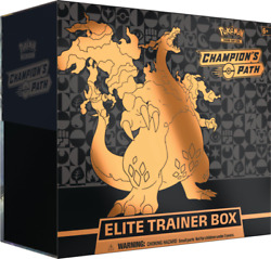 POKEMON CHAMPIONS PATH ELITE TRAINER BOX FACTORY SEALED FREE SHIPPING $99.99