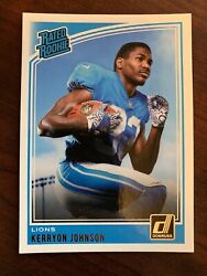 2018 Donruss Football RC and Rated Rookies #301 400 You Pick $0.99