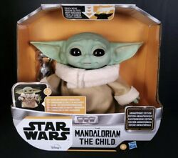 New Star Wars Baby Yoda The Child Animatronic The Mandalorian Toy Figure $69.95
