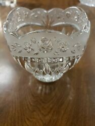 Antique crystal Bowl Small $124.99