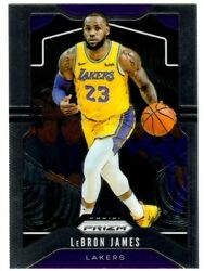 2019 20 Prizm Lebron James #129 HOT $21.99