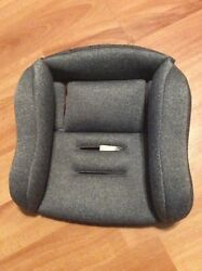 Evenflo Car Seat Cushion Body Rest Part Replacement Gray Silver $12.49