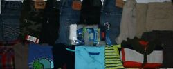 Awesome Lot Of Boys Size 12 amp; 12 14 Fall Winter Clothing 23 Pieces $75.39