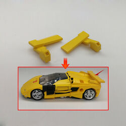 NEW 3D DIY upgrade KIT FOR War for Cybertron Siege yellow Sideswipe Tigertrack $10.62