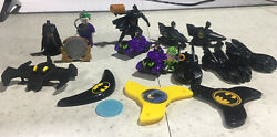 Batman Toy Lot See Pics $19.99