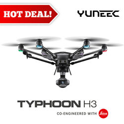 Yuneec Typhoon H3 Hexacopter with 1quot; Sensor 4K Camera ST16S Controller $2589.99