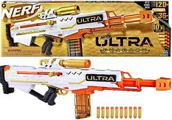 NERF Ultra Pharaoh Blaster with Premium Gold Toy Gift NEW 🔥 $69.95
