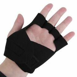 Sport Gloves Gym Weight Lifting Fitness Blac Sports Limitless Gym Gloves $8.88