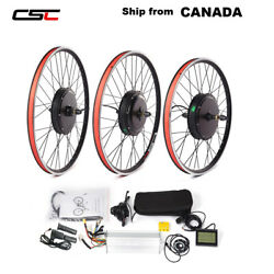 1500W 1000W Electric Kit E mountain Bike Conversion 26 27.5 28 29 700C from CA C $439.00