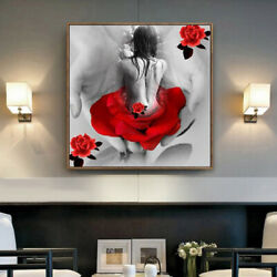 5D Diamond Painting Complete Women Embroidery Cross Stitch DIY Kits Home Decor $11.39